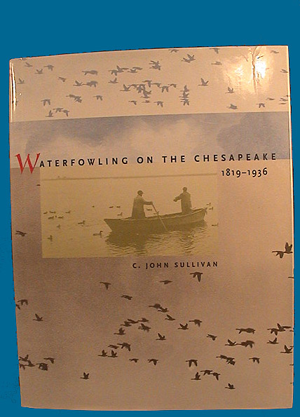 Sullivan Chesapeake Bay book