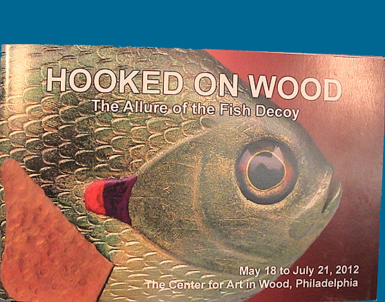 Hooked on wood book
