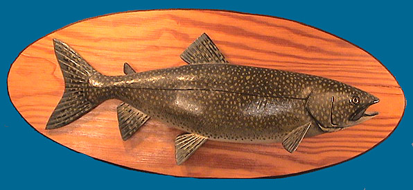 Irvine Lake Trout